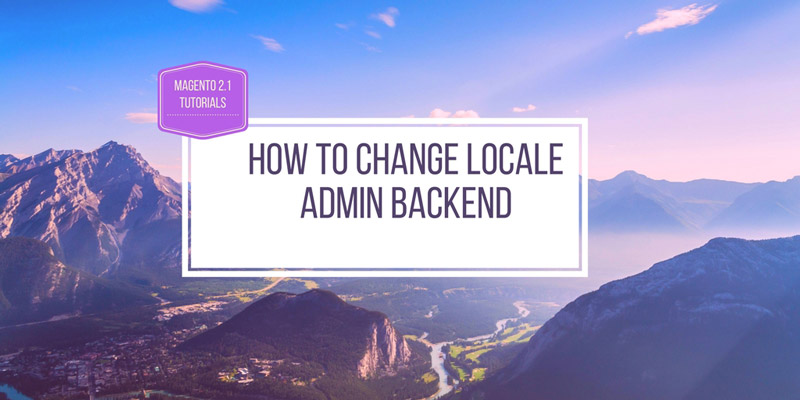 how to change local admin magento 2