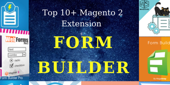 top 10+ Magento 2 form builder extension