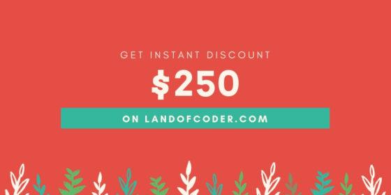 give away landofcoder 1/2019