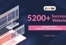 successful website by landofcoder magento 2 blog extension