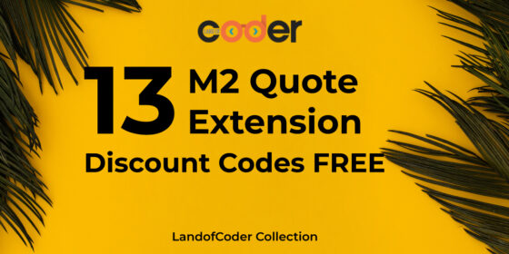 Discount Code of Magento 2 Quote Extension