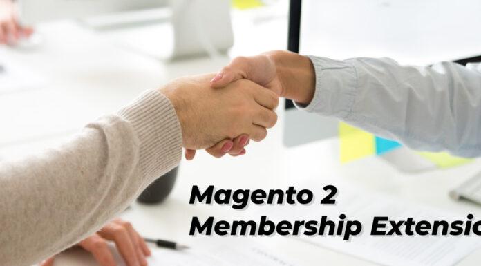 Magento 2 membership extension discount code