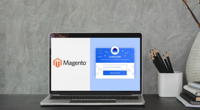 Use popup in magento 2 and boost sale