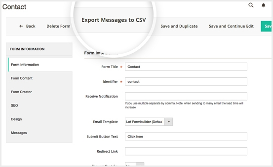 export-to-csv