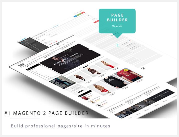 magento-2-page-builder- Magento 2 Visual Design Editor