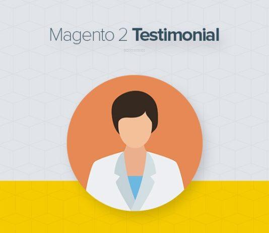 testimonial magento 2 extension