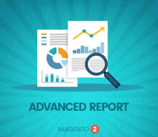 magento 2 advanced reports extension