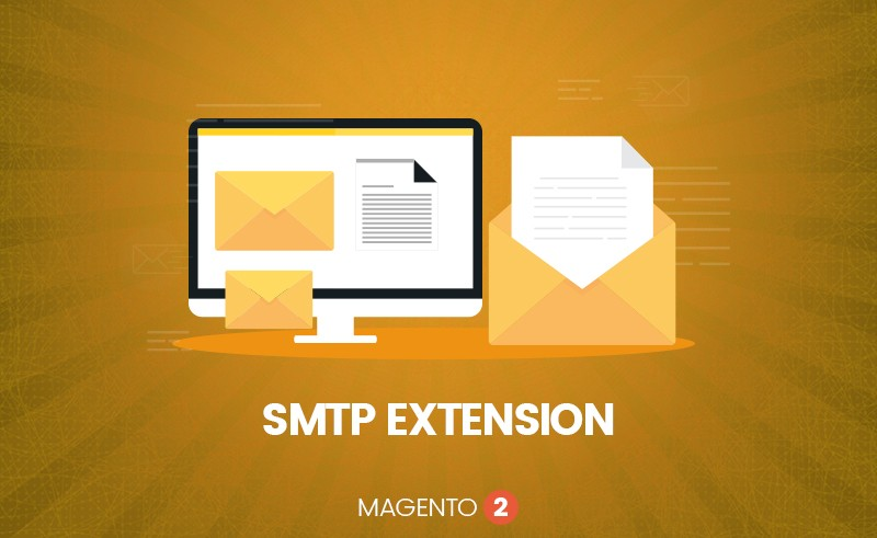 magento 2 SMTP email