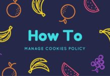 How To Manage Cookies Policy Magento 2