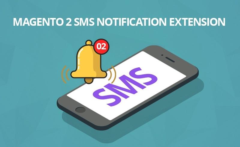 magento 2 sms notification