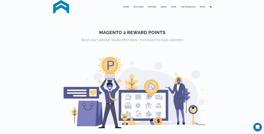 reward point by mageplaza