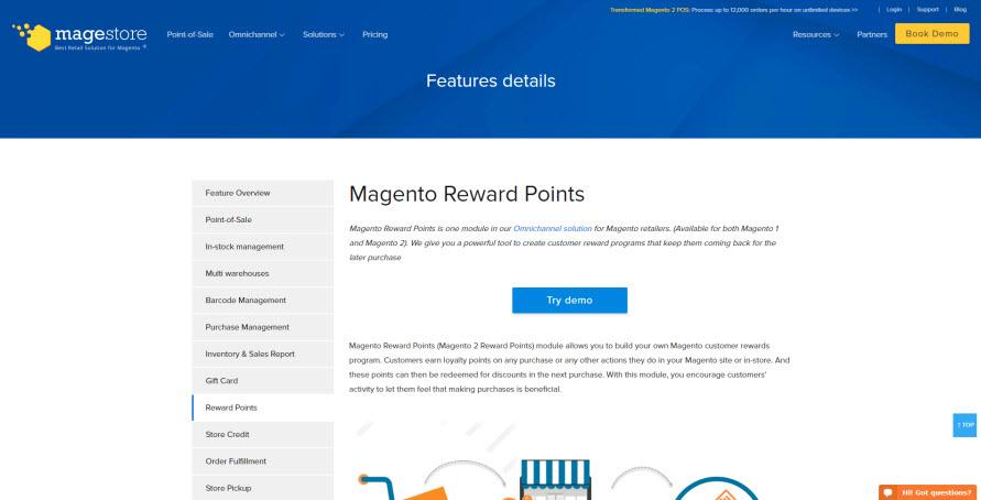 rewardpoint by magestore
