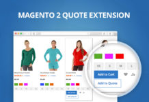 magento 2 quote extension