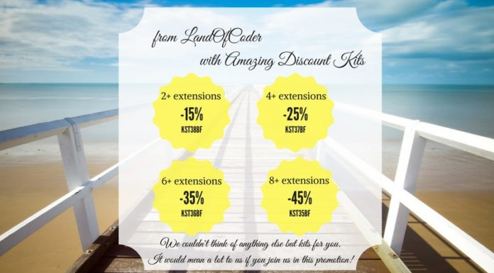 landofcoder discount kits