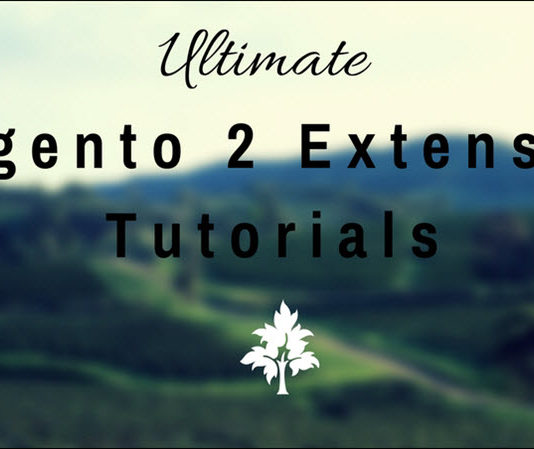 magento 2 extension tutorials