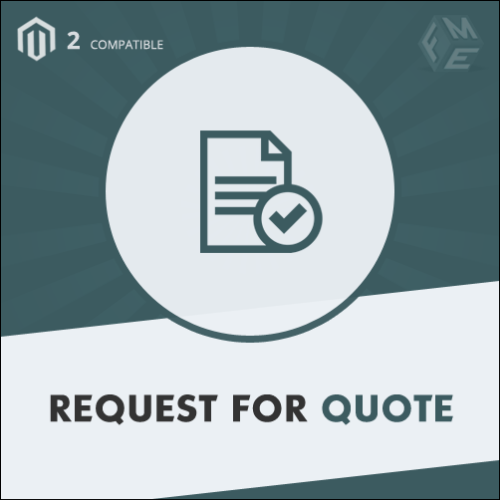 Free Magento 2 request for quotes