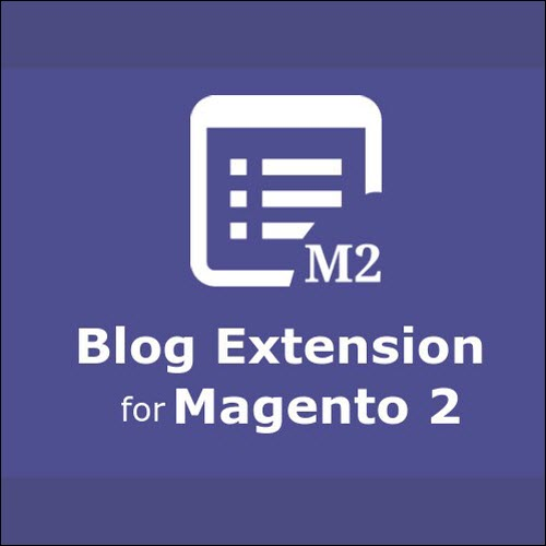 Free blog extension for Magento 2