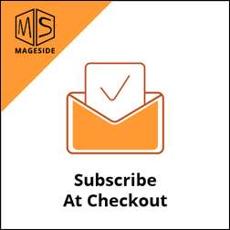 Free Magento 2 Subscribe At Checkout