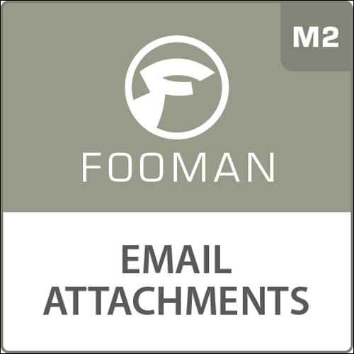 Free Magento 2 email attachements
