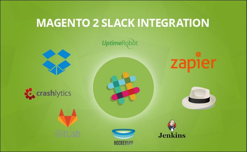 Free Magento 2 slack integration