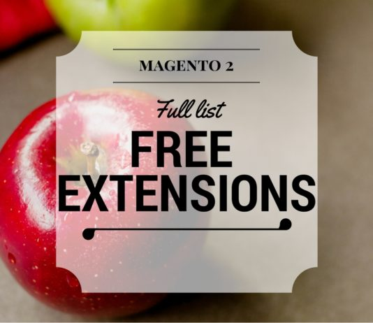 Free Magento 2 Extensions