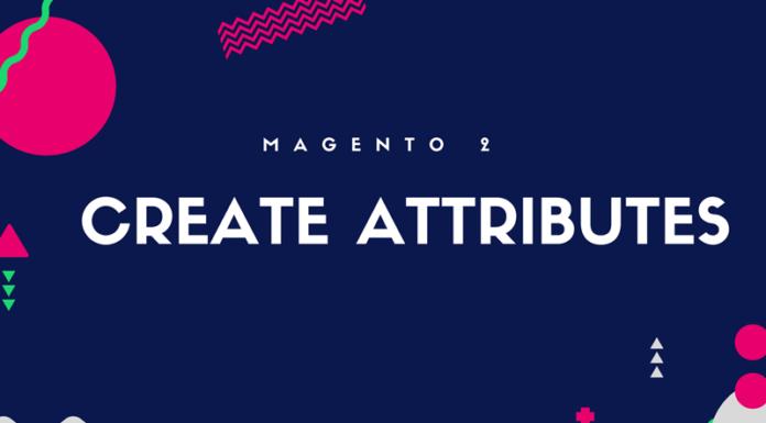 create magento 2 attributes