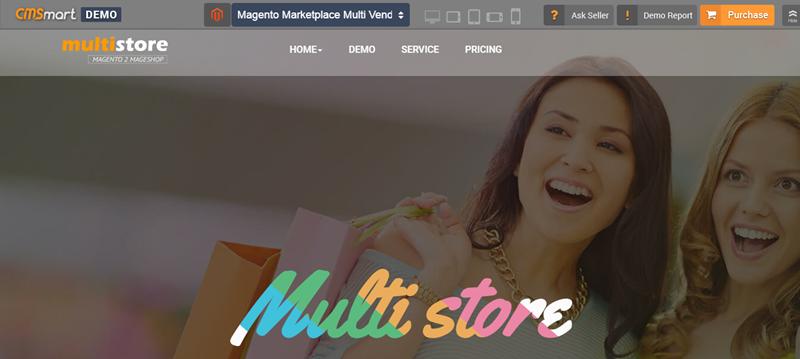 magento 2 marketplace multi store theme