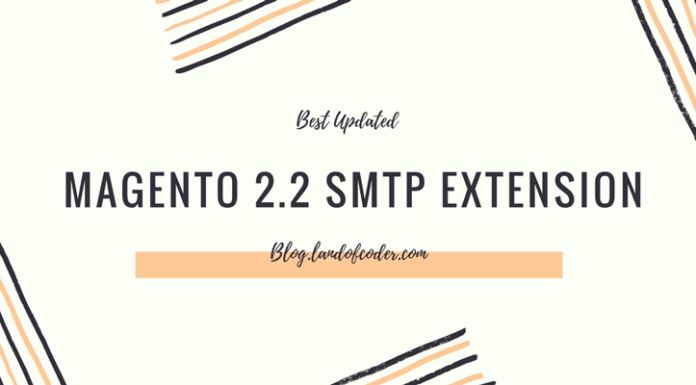 magento 2.2 smtp extensions