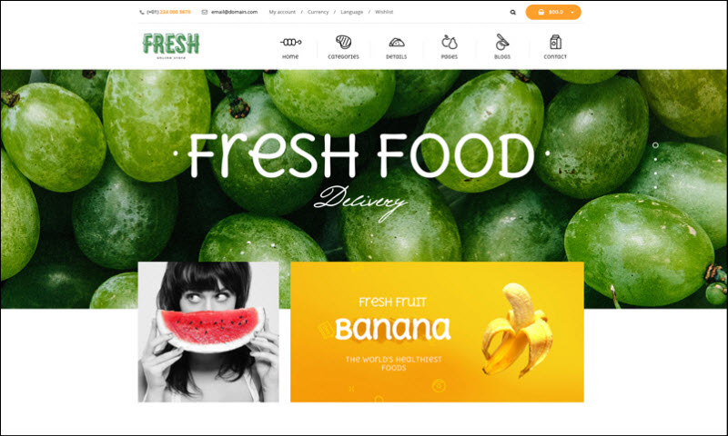 ves fresh - magento 2 marketplace theme