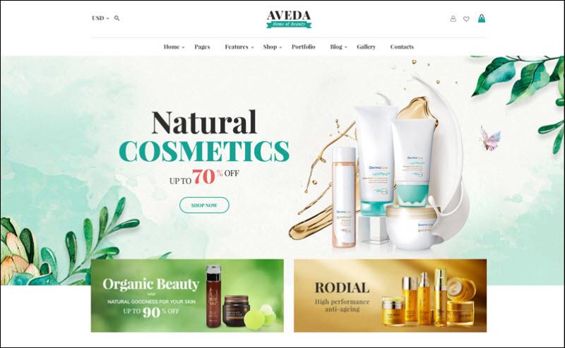 ves havina - magento 2 marketplace theme