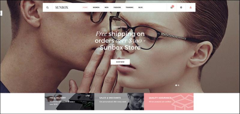 ves sunbox - magento 2 marketplace theme