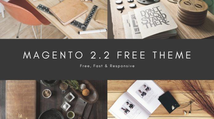 Magento 2 Free Theme responsive
