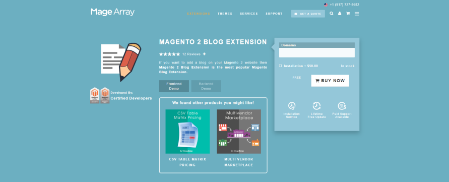 magearray magento 2 blog
