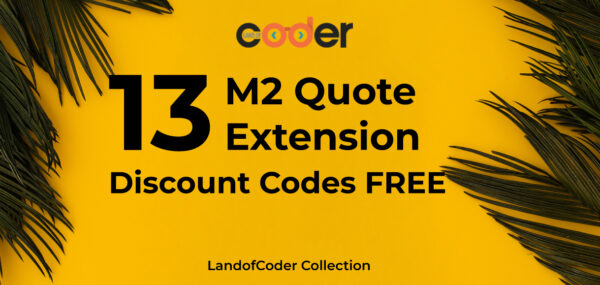 Magento 2 Quote Extension Discount Code