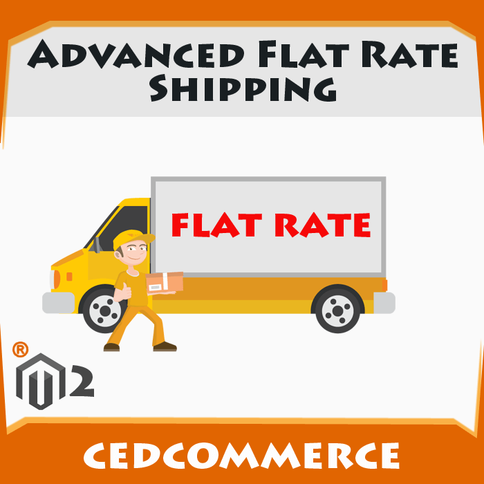 Magento 2 advanced flat rate shipping