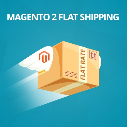 Magento 2 flat shipping extension