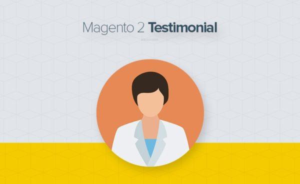 Magento 2 testimonial from Landofcoder