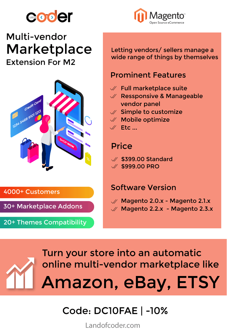 Magento 2 marketplace extension