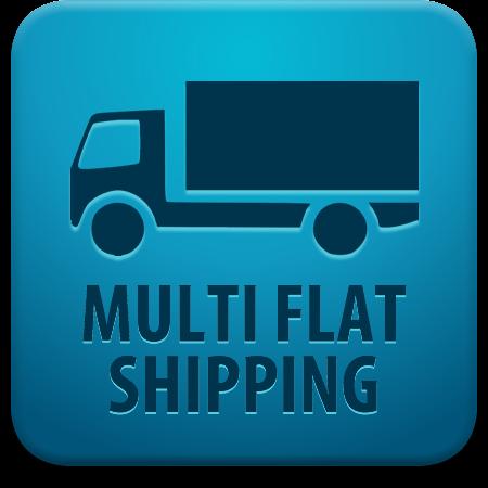 Magento multi flat shipping module