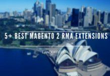 5+ Best magento 2 RMA extensions