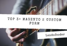 TOP 3+ MAGENTO 2 CUSTOM FORM