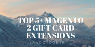 Top 5+ best magento 2 gift card extensions