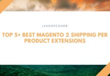 TOP 5+ BEST SHIPPING PER PRODUCT EXENSIONS