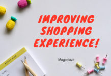 improve shopping experience