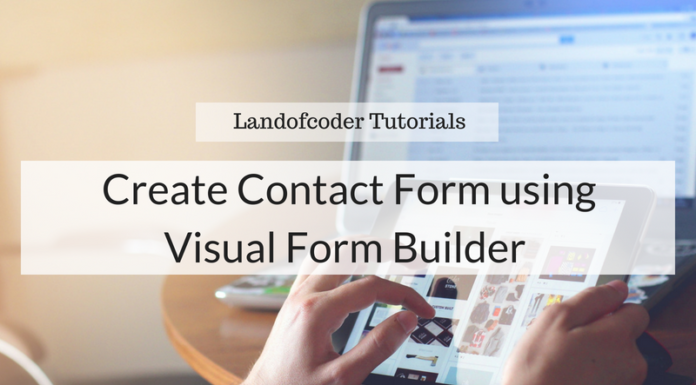 create contact form