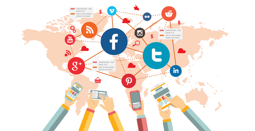 social media marketplace