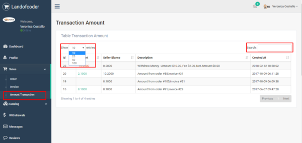 how to manage seller orders, invoices & amount transactions with magento 2 marketplace extension