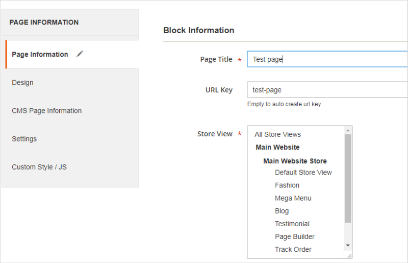 create block image Magento 2 step 2