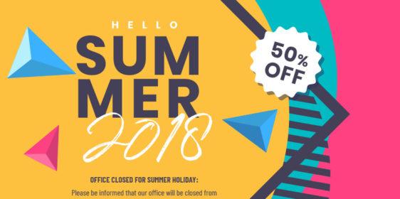 landofcoder summer holiday 2018 discount