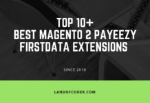 best magento 2 payeezy firstdata extensions